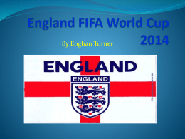 England FIFA World Cup 2014 - St. Michael`s College Junior School