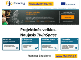 PowerPoint Presentation - TwinSpace