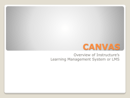 CANVAS - Think Media