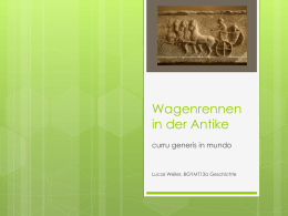 Wagenrennen in der Antike - Altertum-Antike-Wiki