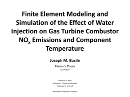 JBasile Thesis Defense - Rensselaer Polytechnic Institute