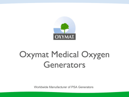 Oxymat at a Glance