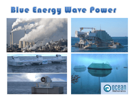 Wave Power * Blue Energy - Passy`s World of Mathematics