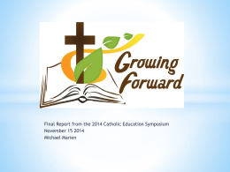 Growing_Forward_ACST.. - Alberta Catholic School Trustees