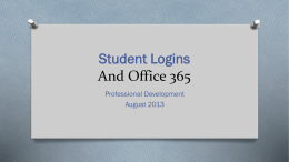 SAISD_Office_365_PLC_Preso
