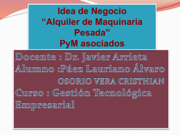 MI EMPRESA PyM - WordPress.com