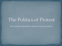 The Politics of Protest - Auburn School District