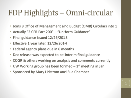 Omni-Circular UW Work Group Slides for MRAM