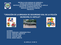 PRESENT_PROYECT_SEGURIDAD_VIAL_PPOINT