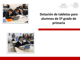 Dirección General de Materiales e Informática Educativa