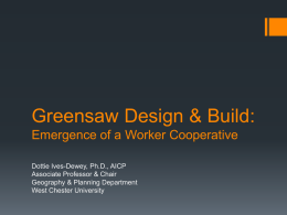 Greensaw Design & Build