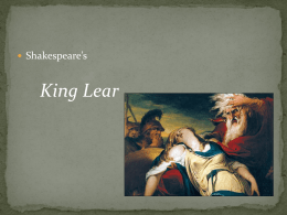 king lear ppt