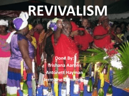 REVIVALISM - KNowledge genie