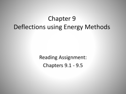Chapter 9 Notes