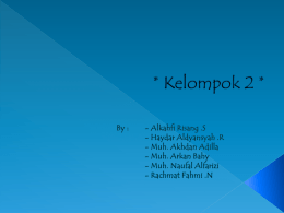 Kelompok 2 - WordPress.com
