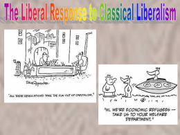 2. The Liberal Response to Classical Liberalism - ARipkens30-1