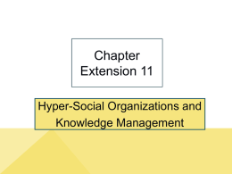 Chapter Extension 11