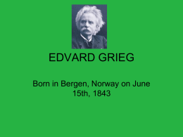 Hall of the Mountain King Grieg.ppt