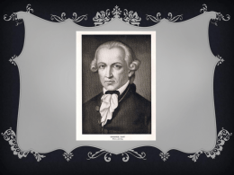 kant powerpoint