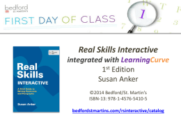 the e-Book to Go for Real Skills Interactive!