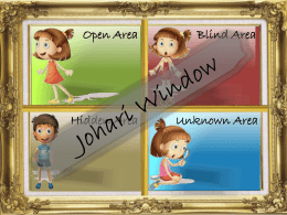Johari-Window-Demo - Management Study Guide