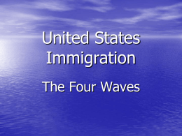 United States Immigration
