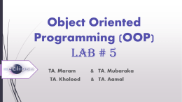 Lab#5-Introduction to java applet