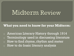 midtermreview updated November 2013