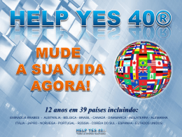 HELP YES 40 - Comunidades.net
