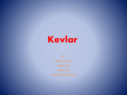 Kevlar - WordPress.com