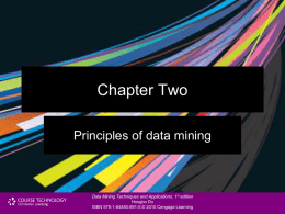 Chapter 2 - Cengage Learning