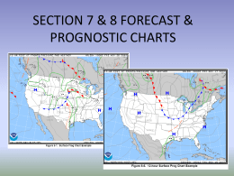 SECTION 8 FORECAST CHARTS