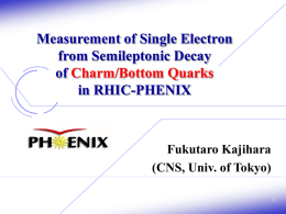 Measurement of Single Electrons from Semileptonic Decays of