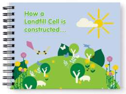 How a Landfill is Constructed Power Point