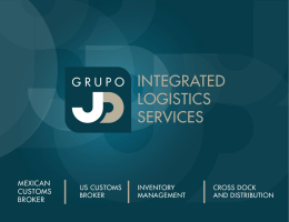 Ricardo Rebeil Vice Presidient of GROUPO JD a provider of