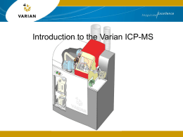 ICP-MS Service Training