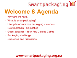 recycle - Smartpackaging