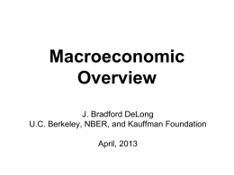 20130401 Macro Outlook