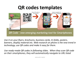 Click here to Readymade AOL QR codes