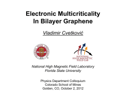 Electronic Multicriticality In Bilayer Graphene