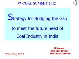 Mr.N-Kumar - India Energy Forum