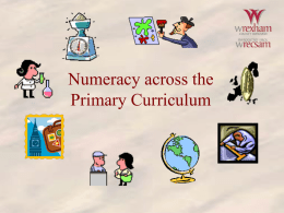 Numeracy_across_the_Primary_Curriculum_Art_DT_EnglishWelsh