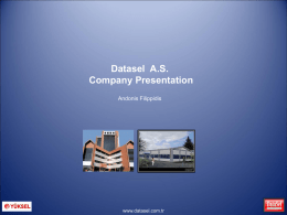 Datasel A.S. Company