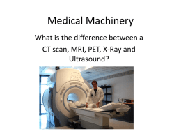 Medical Machinery