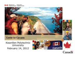 Post-Graduate Work Permit (PGWP) - Kwantlen Polytechnic University