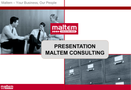 MaltemPresentation