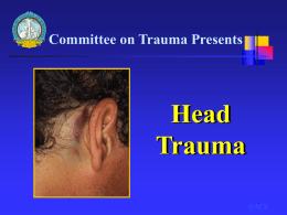 ATLS - Head Trauma modified