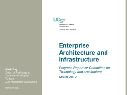 PE router - UCSF IT Governance