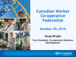 The Co-operators by Doug Wright - Canadian Worker Co