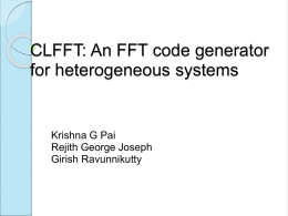 An_FFT_code_generator_for_heterogeneous_system